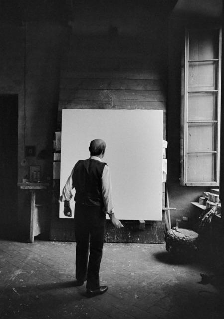 , 'Lucio Fontana, Milano,' 1964, Lia Rumma
