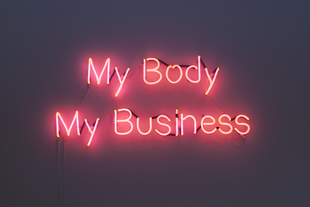 , 'My Body My Business ,' 2014, Nancy Hoffman Gallery