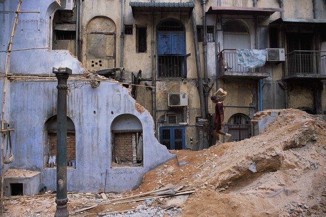 , '01_Deconstructing 20th Street,' 2011, Art Vietnam Gallery