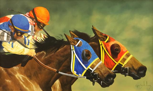 Ron Balaban, 'RACING HORSES', ca. 2000, Gallery Art