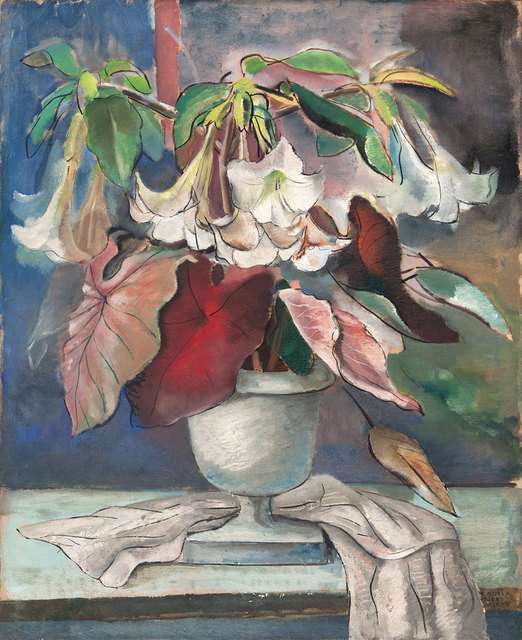 Roberto Burle Marx, ' Flower Vase', 1940, Galeria Frente