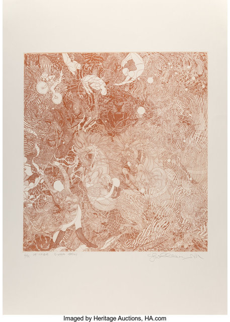 Guillaume Azoulay, 'Le Cirque Sienna', 2015, Heritage Auctions
