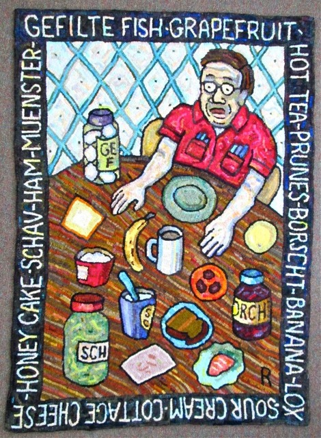 , 'Dad's Favorite Foods,' 2014, DANESE/COREY