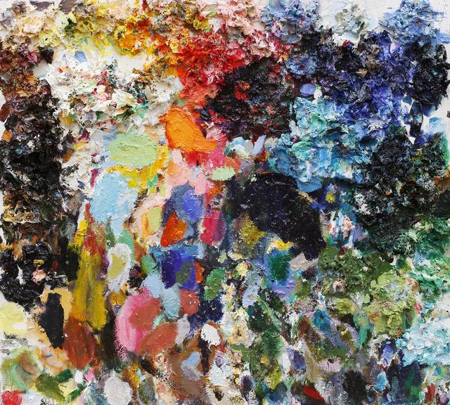 , 'Paint Palette (2005-2009),' 2005-2009, Newzones