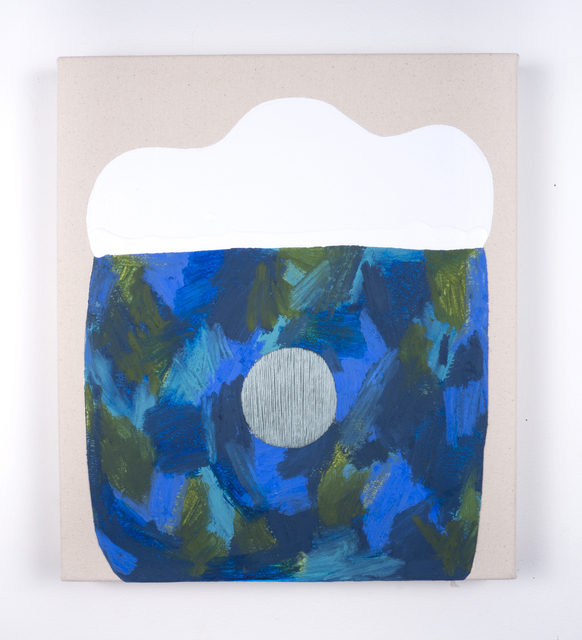 Amanda Valdez, 'night glow garden', 2019, Denny Dimin Gallery