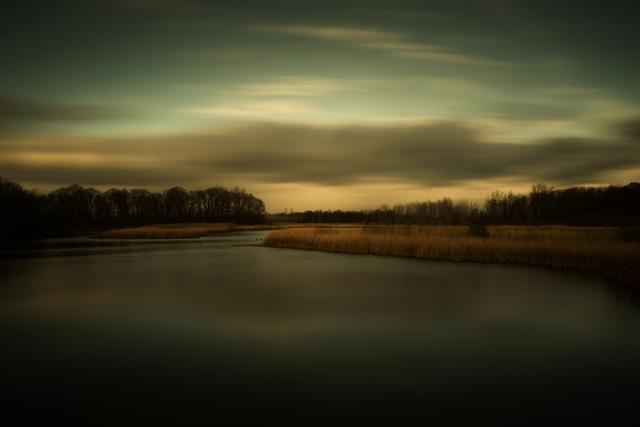 , 'Marsh Sunset,' 2016, M Contemporary Art