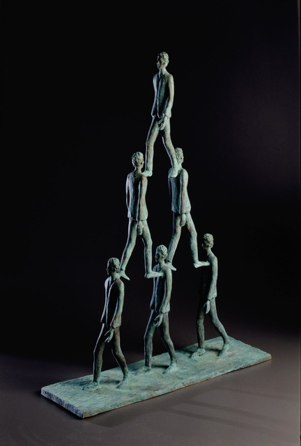 , 'Impresa,' 2001, Cafmeyer Gallery