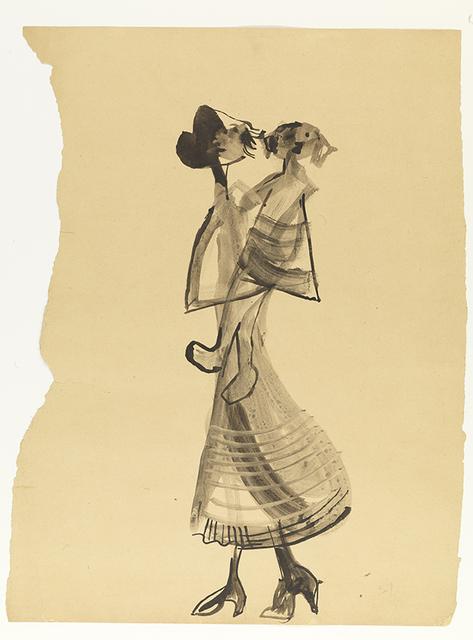 , 'Women and Child,' 1957, Pangolin