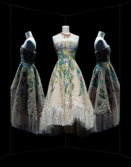 , 'Essence D'Herbier Cocktail Dress ,' 2017, Les Arts Décoratifs