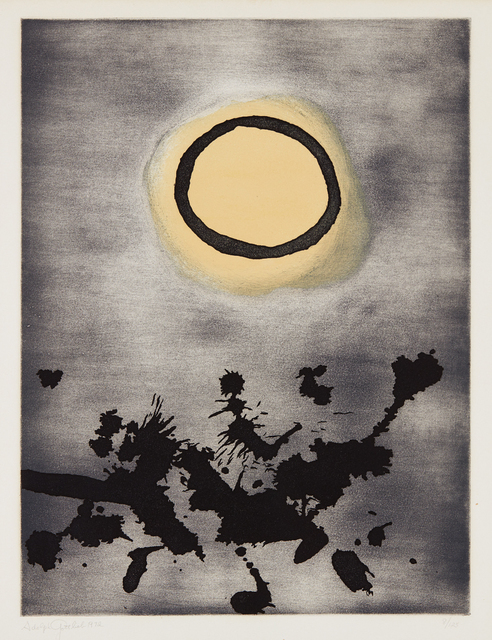Adolph Gottlieb, 'Untitled, from Prints for Phoenix House', 1972, Phillips