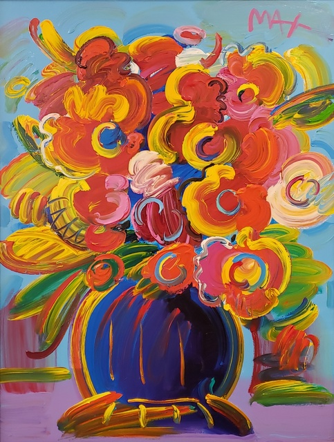 , 'Vase of Flowers ,' 2018, Off The Wall Gallery