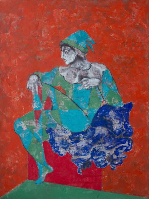 , 'Seated Firebird,' 2016, White Court Art