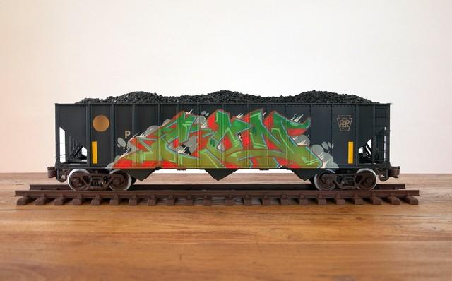 , 'Forese Coal Hopper,' 2018, Roman Fine Art