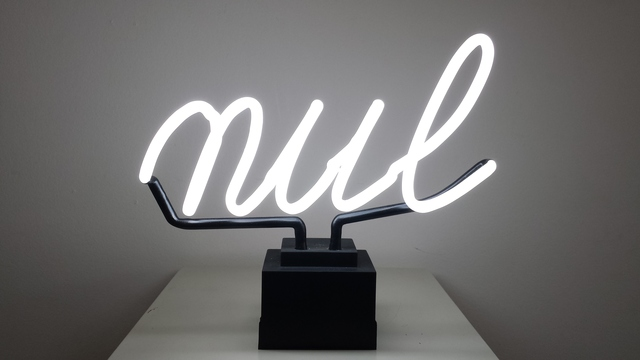 Jan Henderikse, 'NUL', 2014, BorzoGallery
