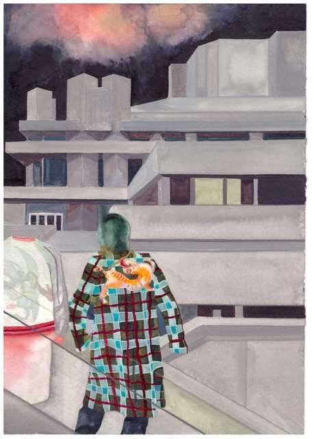 , 'Nr 396,' 2015, Galerie Jocelyn Wolff