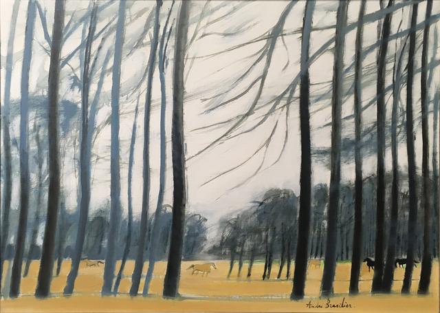 , 'Paysage d'Anjou,' 1979, Daphne Alazraki Fine Art