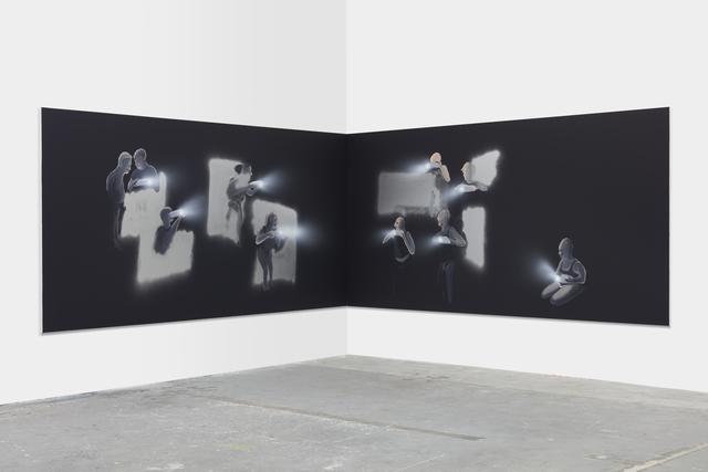 , 'Untitled,' 2019, Pilar Corrias Gallery