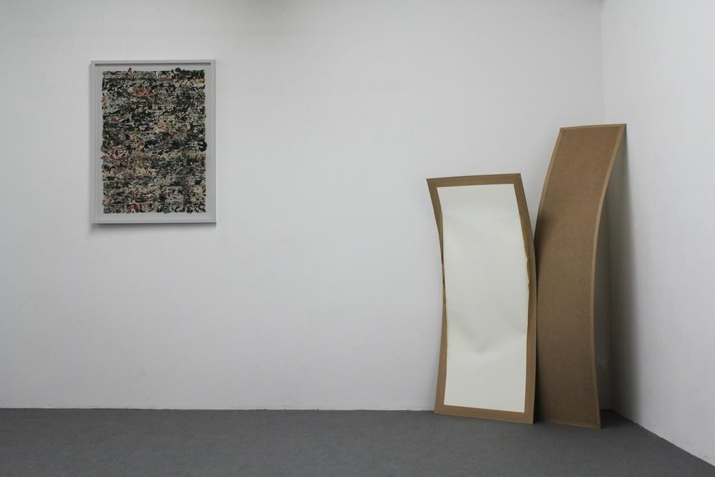 To be titled by João Freitas, Exhibition view, Galleria FuoriCampo, Siena