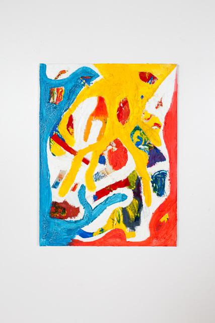 , 'Bad Juggler,' 2017, Reyes Projects