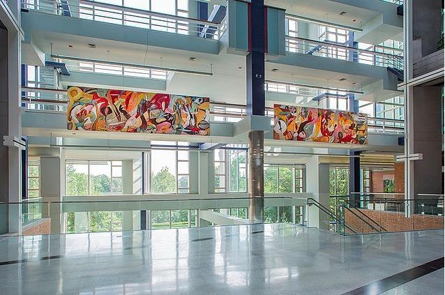 Boaconstrictor Landscape, Hercules Building, Wilmington, DE