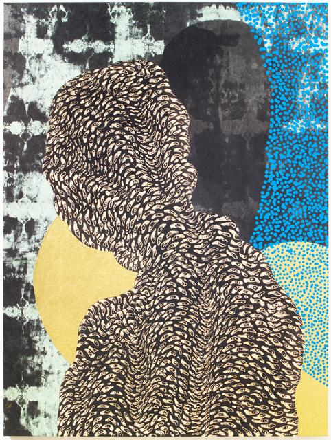 , 'Toya Mantou,' 2018, James Fuentes
