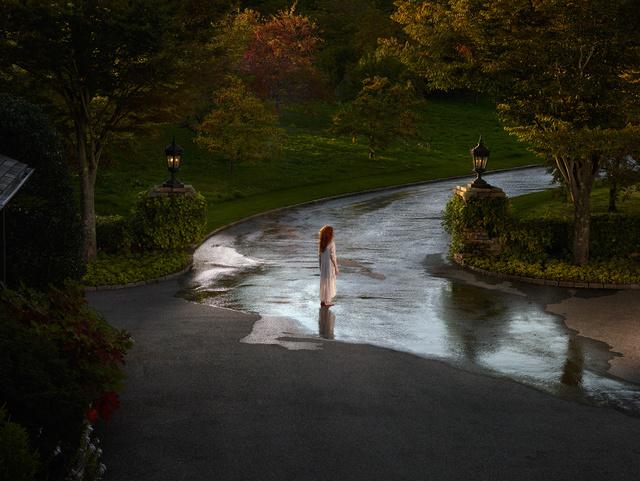 , 'Lost River,' 2015, Raffaella De Chirico