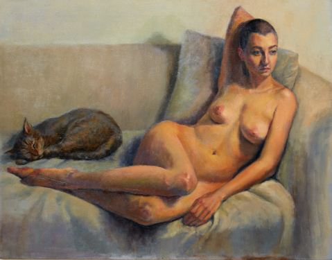 , 'Flesh and Fur,' 2014, Octavia Art Gallery