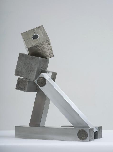 , 'cube of fools in a matrix,' 2014, Andréhn-Schiptjenko