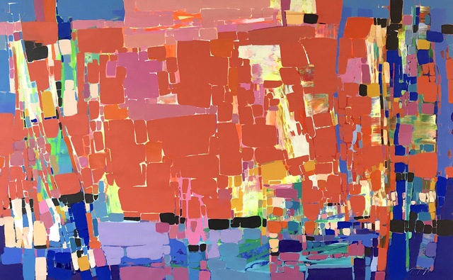 Vahe Yeremyan, 'Transfer to Red', 2018, Vayer Art