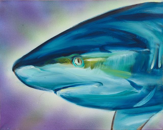 , 'Mako Shark 1,' 2016, Rosamund Felsen Gallery