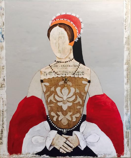 , 'Queen Maria Tudor,' 2017, Rebecca Hossack Art Gallery