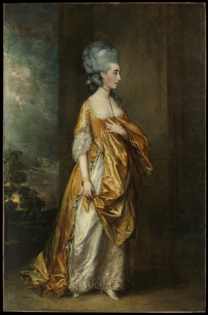 Thomas Gainsborough, 'Mrs. Grace Dalrymple Elliott (1754?–1823)', 1778, The Metropolitan Museum of Art