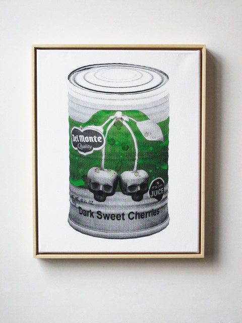 Ludo, 'Dark Sweet Cherries', 2011, The Garage Amsterdam