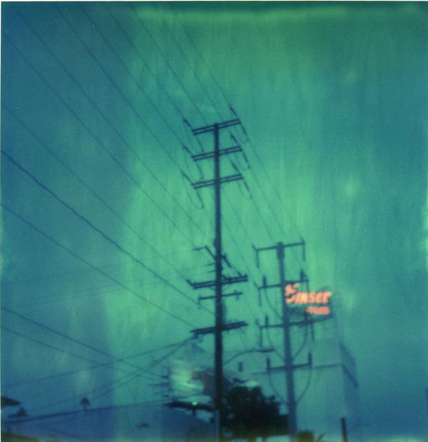 Stefanie Schneider, 'Emser', 1999, Photography, Analog C-Print, hand-printed by the artist on Fuji Crystal Archive Paper,  based on a Stefanie Schneider expired Polaroid photograph, Instantdreams