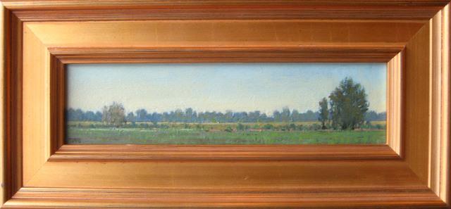 , 'Field Near the Farm, Malone NY,' 2012, BoxHeart