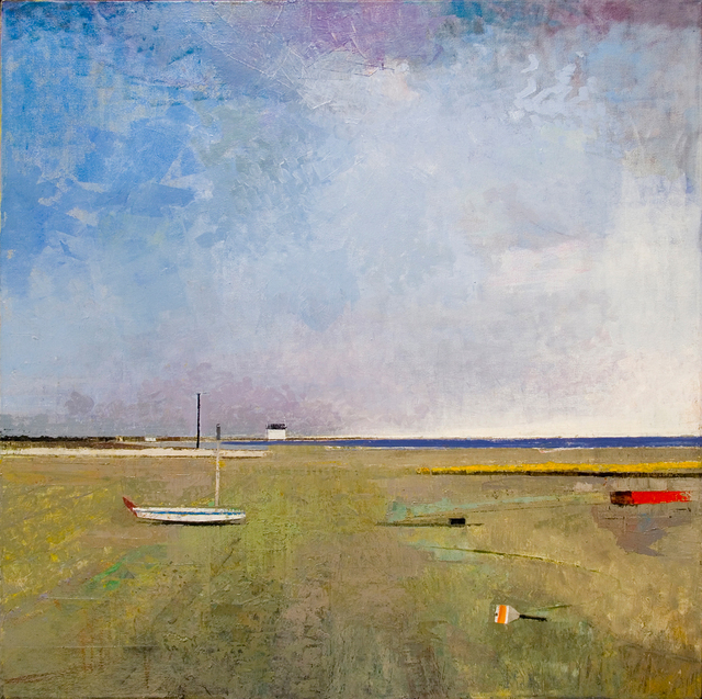 , 'Field on Nantucket,' 2011, Gallery Henoch