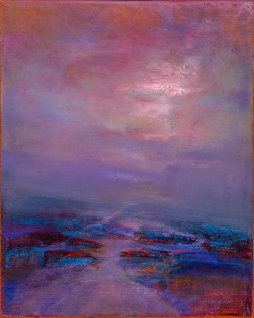 , 'Light Breaking,' 2018, Bowersock Gallery