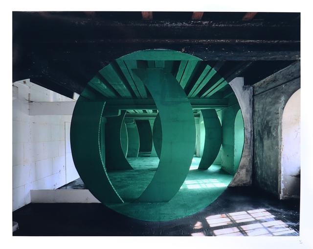 Georges Rousse, 'Metz (1994)', 2000, Eyestorm