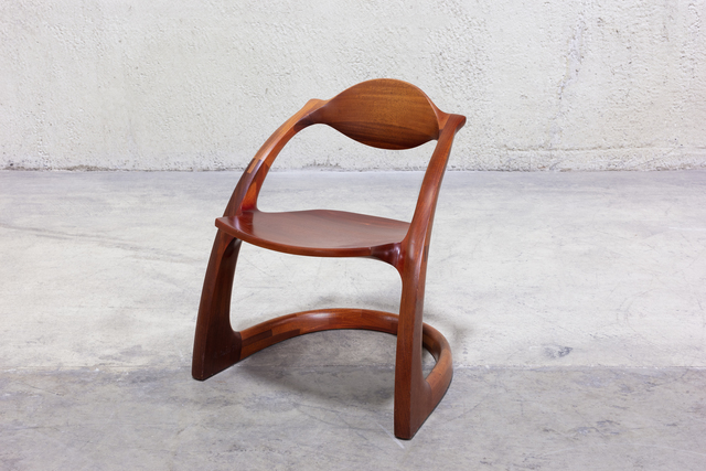 , 'Zephyr Chair,' 1979, Friedman Benda