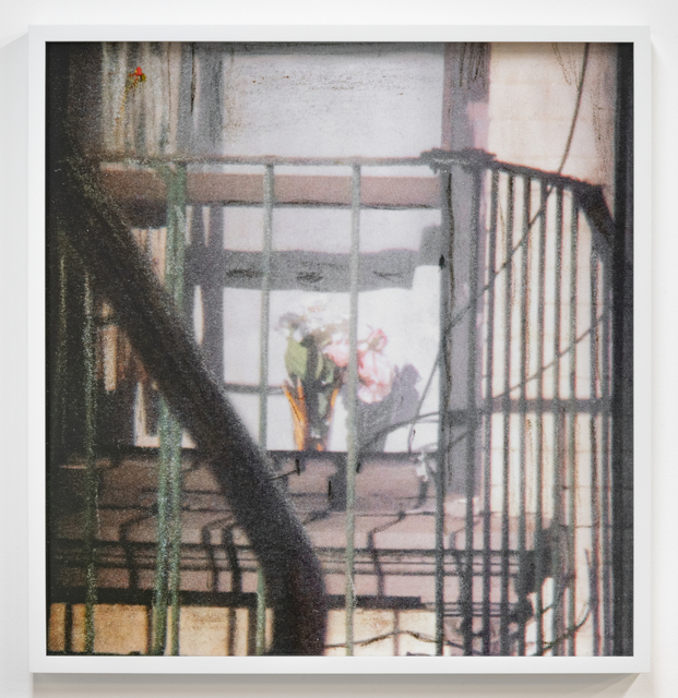 , 'Fire Escape,' 2018-2019, Magenta Plains