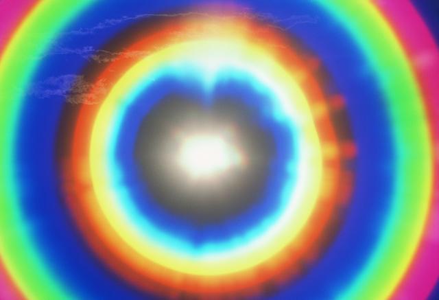 Mitchell Funk, 'Rings of Color ', 1977, Robert Funk Fine Art