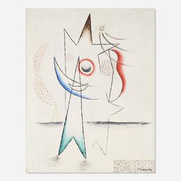 Charles Biederman, '6/35,' 1935, Wright: Art + Design (February 2017)