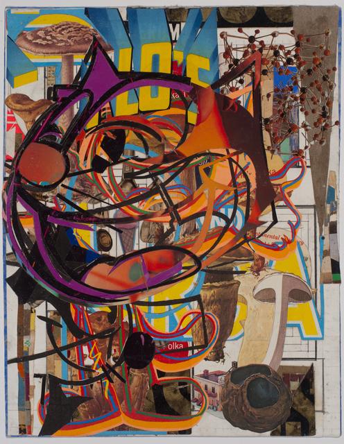 Lance Letscher, 'Smiling Cat', 2017, Pavel Zoubok Fine Art