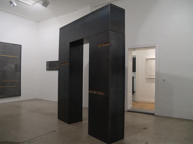 , 'Eingang - Ausgang (Tor),' 2011, Sebastian Fath Contemporary