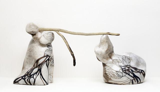 , 'Balancing the world I,' 2015, Arthouse Gallery