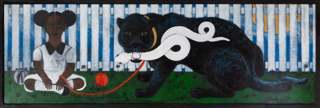 , 'Wild Flower,' 2017, Ed Cross Fine Art