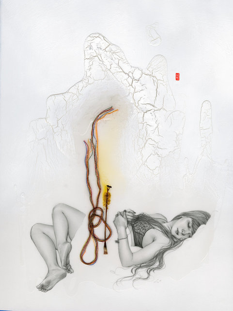 ", '""Tinge"",' 2015, Hashimoto Contemporary"
