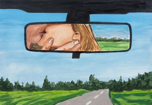 , 'Rear View A,' 2017, Stewart & Stewart