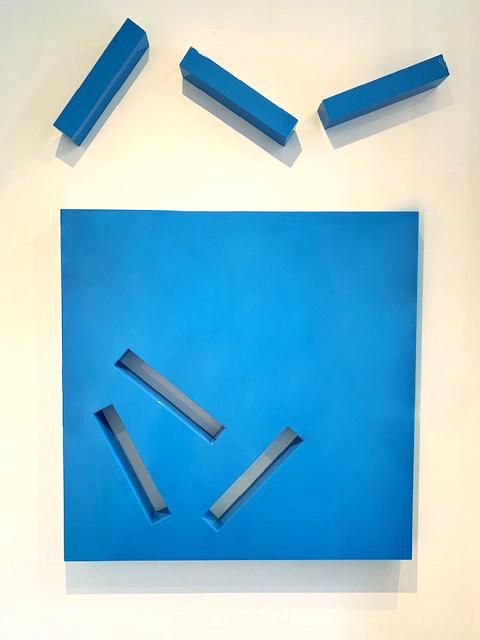 Lori Cozen-Geller, 'Patience, Blue', 2008, Galerie d'Orsay