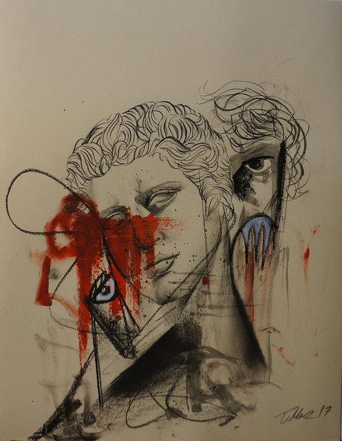 , 'Shriek,' 2017, Contemporary Collective Gallery